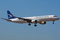 Embraer 195 / Черногория