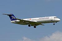Fokker 100 / Черногория
