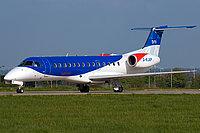Embraer ERJ-135 / Великобритания