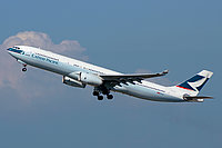 Airbus A330-342 / Гонконг - Сянган (КНР)