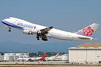 Boeing 747-409F/SCD / Тайвань