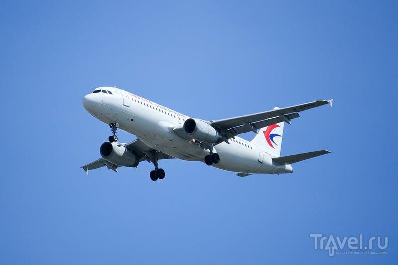 Airbus A320-200 / Китай