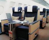 бизнес-класс, кресла / Швейцария