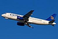 Airbus A320-231 / Кипр