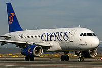Airbus A319-132 / Кипр