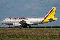 Airbus A319-132 / Германия