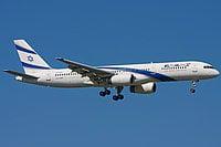 Boeing 757-258 / Израиль