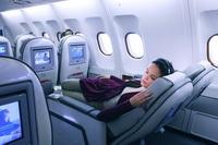 Бизнес-класс в Airbus A330-200 / ОАЭ