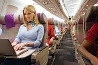 Экономический класс в Airbus A330-200 / ОАЭ