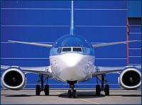 Boeing 737-500 / Эстония