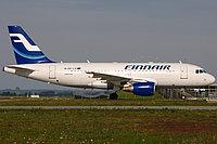 Airbus A319 / Финляндия