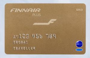 Finnair Plus Gold / Финляндия