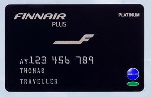 Finnair Plus Platinum / Финляндия