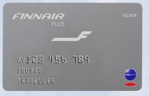 Finnair Plus Silver / Финляндия
