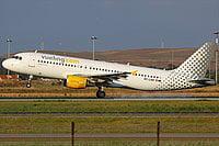 Airbus A320-214 / Испания
