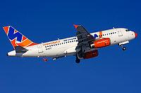 Airbus A319-132 / Италия