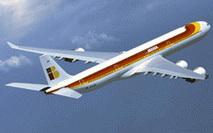 Airbus A340 / Испания