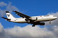 Airbus A300B4-605R / Иран