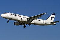 Airbus A320-211 / Иран