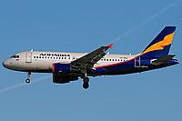 Airbus A319-111 / Россия