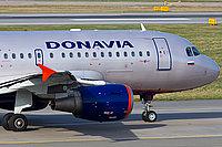 Airbus A319-112  / Россия