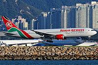 Boeing 767-33A/ER / Кения