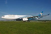 Airbus A330-343X / Оман