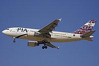 Airbus A310-325ET / Пакистан