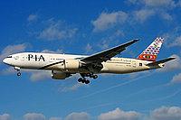 Boeing 777-240ER / Пакистан