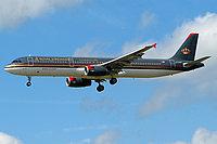 Airbus A321 / Иордания