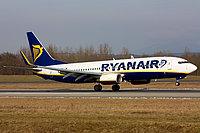 Boeing 737-800 / Ирландия
