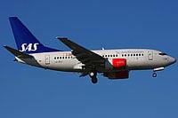 Boeing 737-683 / Норвегия