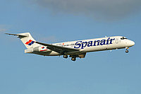 Boeing 717-2K9 / Испания