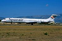 McDonnell Douglas MD-83 / Испания