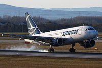 Airbus A318-111 / Румыния