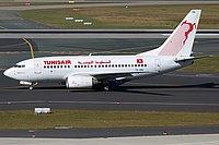 Airbus A319-114 / Тунис