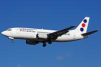 Boeing 737-300 / Сербия