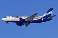 Boeing-737-5Y0 / Россия