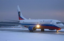 Boeing 737-800 / Россия
