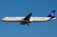 Airbus A321-131 / Казахстан
