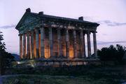 Языческий храм в Гарни. Ему 4170 лет. / Армения