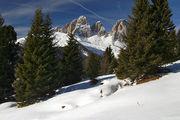 Горный пейзаж / Фото из Италии