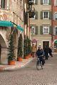 На улочках Тренто / Фото из Италии
