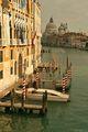 Венеция. Вид с моста Академии / Фото из Италии