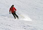 Лыжный спуск / Фото из Италии