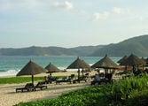 Райские пляжи на острове Хайнань