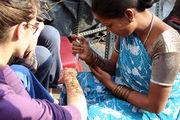 Майн Базар / Фото из Индии
