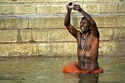 Омовение / Фото из Индии