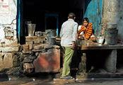 Быт жителей Варанаси / Фото из Индии