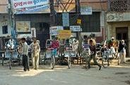 Велорикши / Фото из Индии